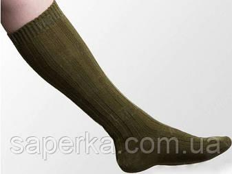 Шерстяные высокие носки ВС Чехии (оригинал), фото 2