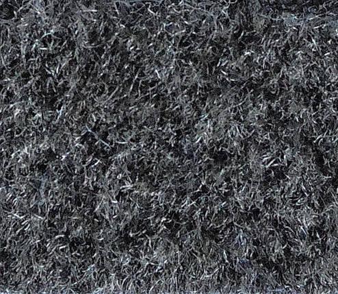Стриженный ковролин для катера плотность 16 oz Aqua Turf Metallic grey 1 м.п., фото 2