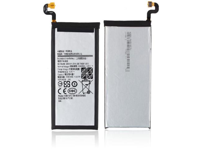 Акумуляторна батарея EB-BG930ABE для мобільного телефону Samsung G930F Galaxy S7, G930FD Galaxy S7 Duos
