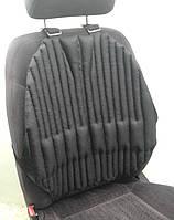 Накидка - подушка под спину для автомобильного кресла