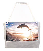 Пляжная сумка Holiday Дельфин