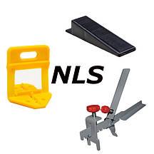Система вирівнювання плитки NLS