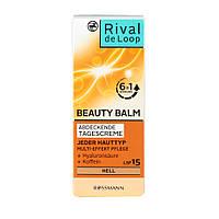 "Rival de Loop 6in1 Wirkung Beauty Balm ""Hell"" - Дневной бальзам-корректор для лица 6в1"