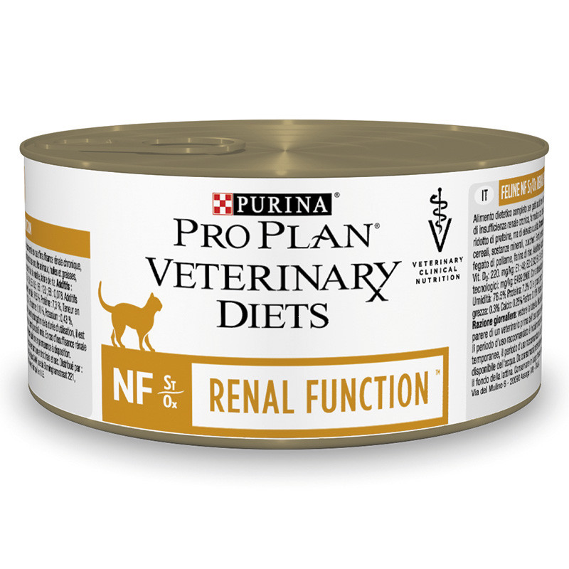 e82f44b6794964 Purina PRO PLAN NF Renal Function для котов консервы (Пурина Про План при  хронической болезни