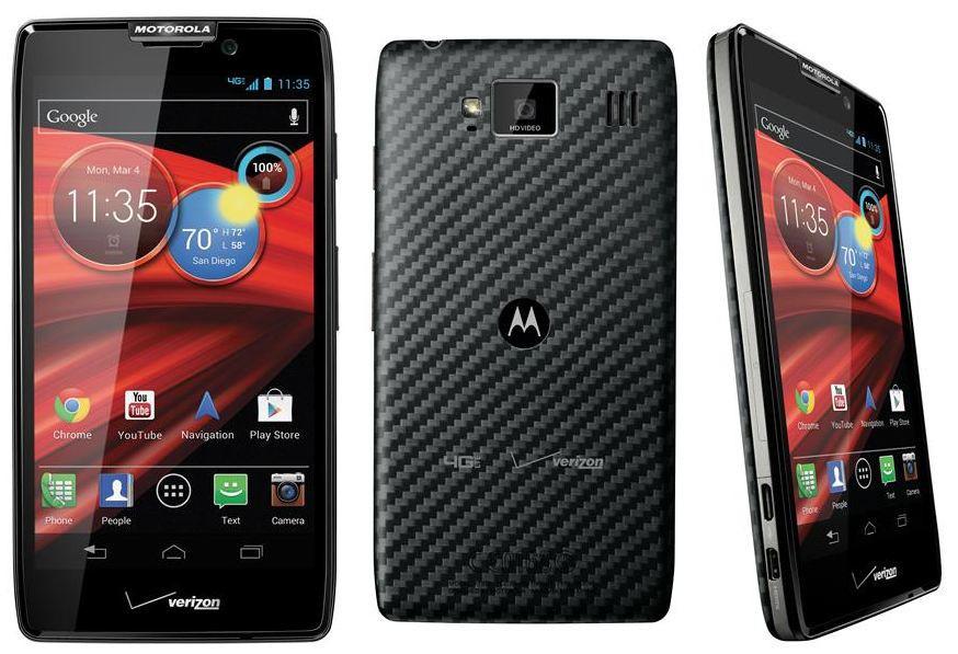Motorola DROID RAZR HD (XT926)