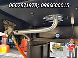 Газовый гриль - барбекю с газовой плитой б/у из Германии, фото 2
