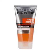 L'Oréal men expert Hydra Energy Erfrischendes Reinigungsgel Aufwach-Kick - Мужской гель для умывания