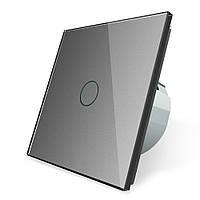 """Сенсорный выключатель Livolo """"сухой контакт"""" 1 канал (VL-C701I-15)"""