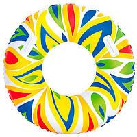 Надувной круг Bestway яркой расскраски