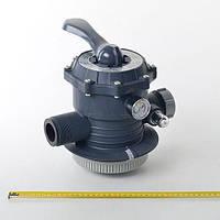 Кран-переключатель для песочного фильтра 11482 6-ти позиционный для переключени режимов работы песочного фильтра 28646
