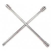 """Ключ баллонный крестовой 24,27,32mm & 3/4""""  L700  TOPTUL AEAL2401"""