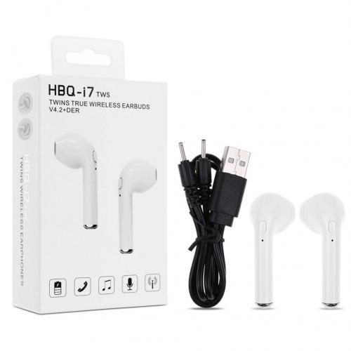 ... Беспроводная гарнитура Apple AirPods i7S (реплика без кейса) 8edea680c2179