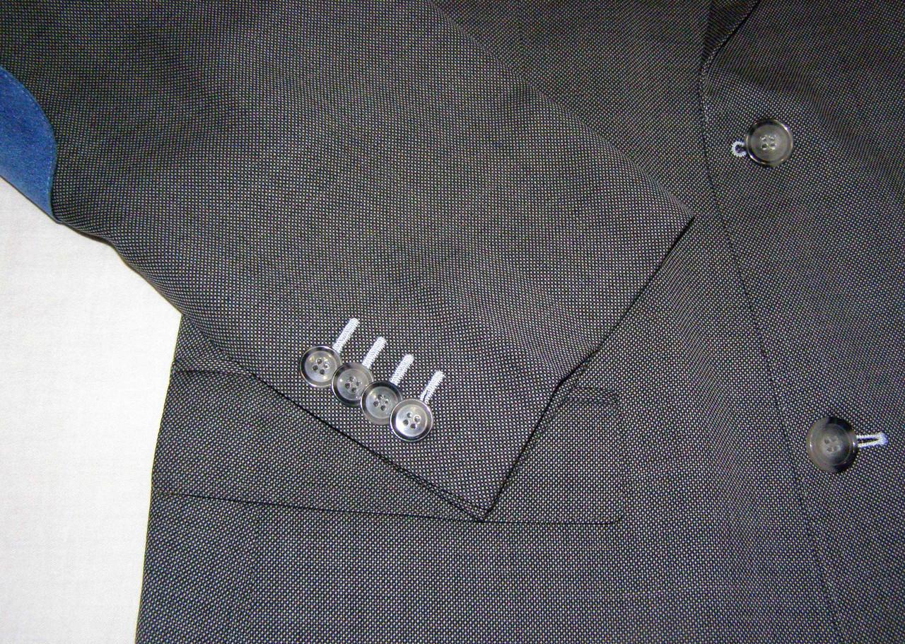Пиджак двубортный REFINED=717 (54-56)