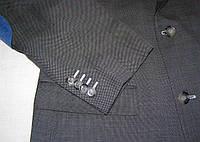 Пиджак двубортный REFINED=717 (54-56), фото 1