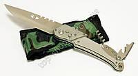Выкидной нож М48 с фонарём и штопором