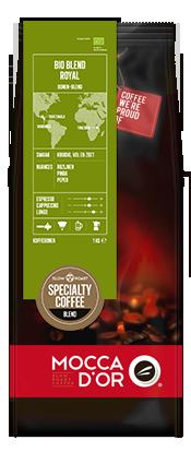 "Кофе в зернах Mocca D""or  BIO BLEND ROYAL 500 гр"