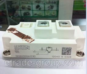 IGBT модуль  SEMIKRON SKM400GA123D