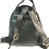 Дешевые рюкзаки P.Plein опт (черный)16*22, фото 5