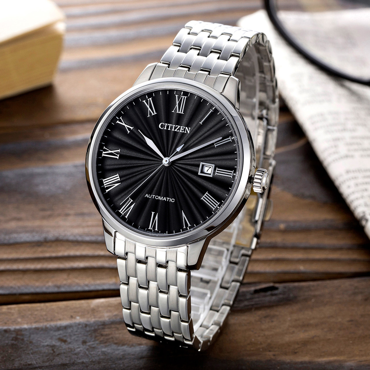 Часы Citizen NJ0080-50E Automatic 8210