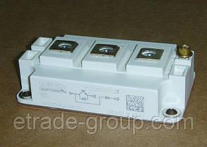 IGBT модуль  SEMIKRON SKM300GAL063D