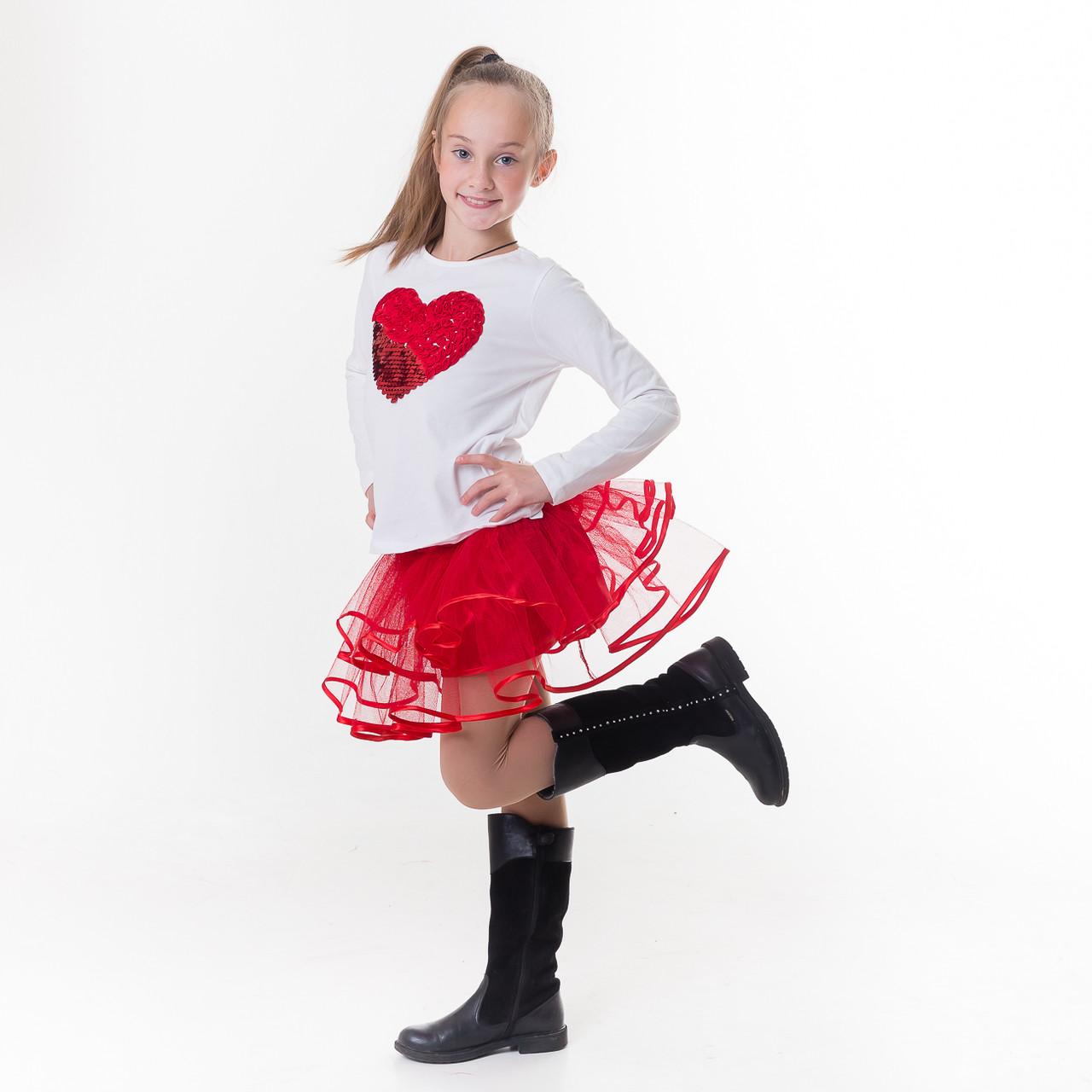 f7e18ed21 Пышная нарядная юбка для девочки - Интернет магазин детской одежды в Киеве