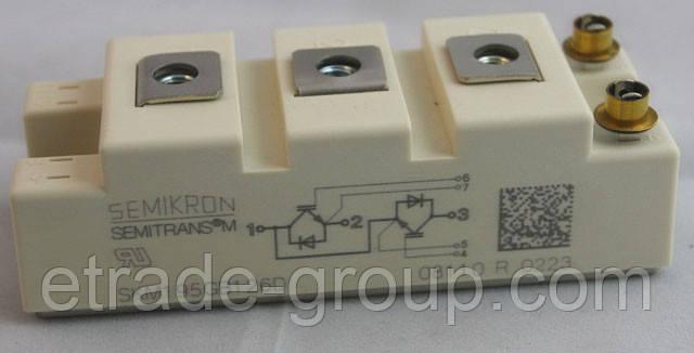 IGBT модуль  SEMIKRON SKM195GB126D