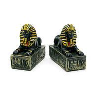 Статуэтка египетская Сфинксы пара