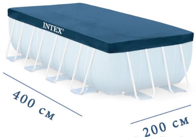 Тент Intex 28037 для прямоугольных бассейнов