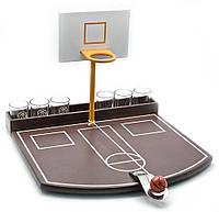 Баскетбол с рюмками
