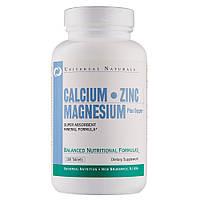 Calcium Zinc Magnesium Universal Nutrition 100 tabs