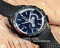 Мужские часы Tag Heuer Grand Carrera Calibre 36 RS Caliper Chronograph All Black реплика