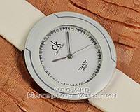 Женские наручные часы Calvin Klein Quartz Lady 8601 White копия кварцевые отличное качество модный стиль