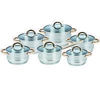 Набор посуды Maestro MR-2106 (12 предметов), фото 1