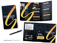 Заказать брошюры с дизайном