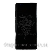 Дисплей Samsung N950 Galaxy Note 8 с сенсором Черный Black оригинал, GH97-21065A, фото 2