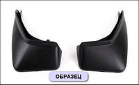 Модельные задние брызговики FIAT LINEA с 2011-   /2шт/цвет:черный (производитель NovLine)