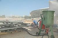 Пескоструйные работы в Донецке