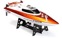 Катер на радиоуправлении Fei Lun High Speed Boat оранжевый