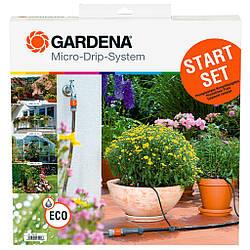 Базовий комплект GARDENA для мікрокраплинного поливання