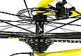 "Горный велосипед WINNER DRIVE 27,5"" Желтый 2018, фото 4"