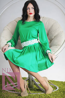 Женское платье №5-566