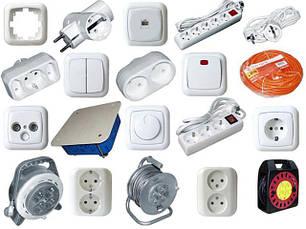 Бытовые электроустановочные изделия
