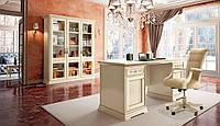 Кабинет для руководителя Торриани / TORRIANI OFFICE AVORIO - итальянская мебель, классика - Camelgroup