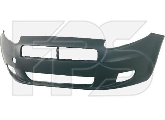 Передний бампер Fiat Grande Punto 05-13 (FPS)