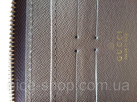 Кошелек Gucci на молнии , фото 3