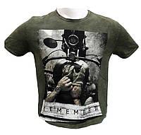 Вареная мужская футболка Remember