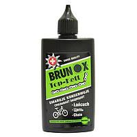 Масло для цепей Brunox Top-Kett капельный дозатор 100 мл