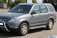 Пороги  Honda CR-V 2001-2006 /Ø50
