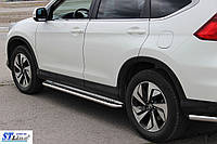 Пороги  Honda CR-V 2013- /Ø50