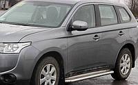 Пороги  Mitsubishi Outlander 2012- /Ø50